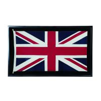 国旗をアートに。HALO MEDIUM SHADOW BOX UNIONJACK