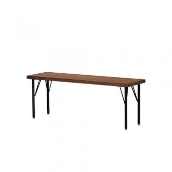 重厚ベンチ。 / BEACH FURNITURE / BONDI DINING BENCH 1200 MBR