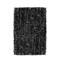 / a.depech NZ wool rug dark design