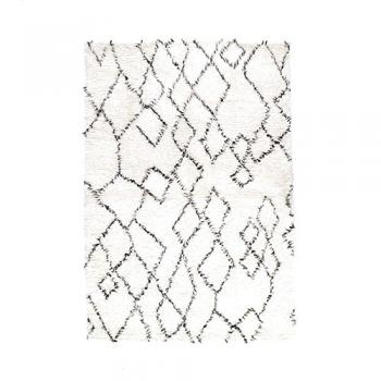 / a.depech NZ wool rug monument design